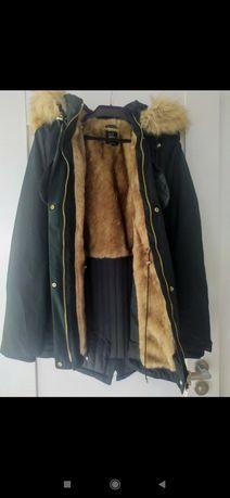 Zara kurtka zimowa M