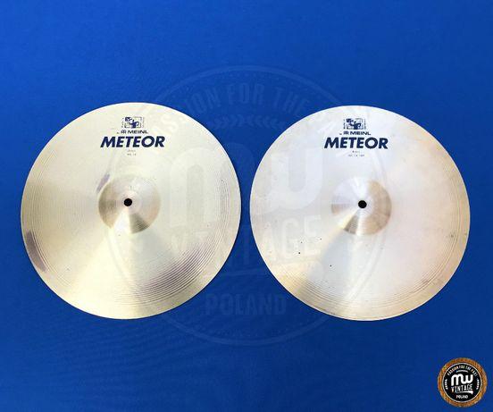 """Meinl - talerze Meteor Brass Hi-hat 14"""""""