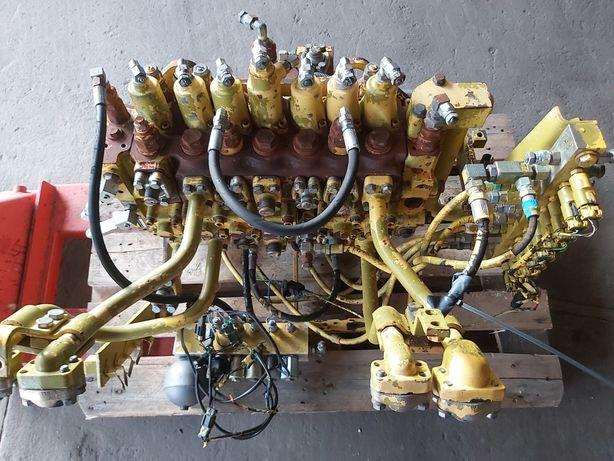 Rozdzielacz hydrauliczny Komatsu Pc 290 - części