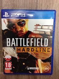 Gra PS4 Battlefield Hardline PL Jak NOWA
