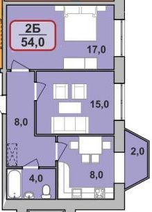 Продам, 2-х кімнатну,Мансарду,Центр міста