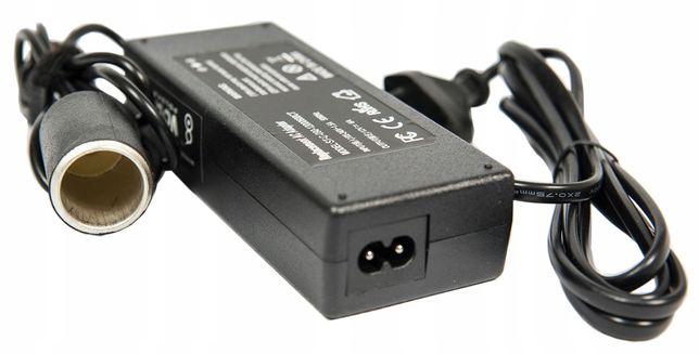 Zasilacz przetwornica REDUKTOR NAPIĘCIA 230V/12V 80W 6A (PRZ105)