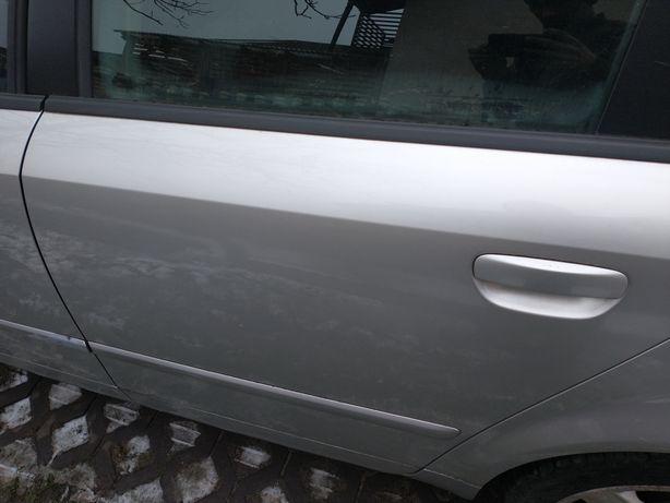 A4 B6 drzwi lewy tył LY7W