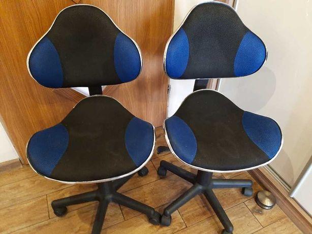 Sprzedam fotele biurkowe dziecięce