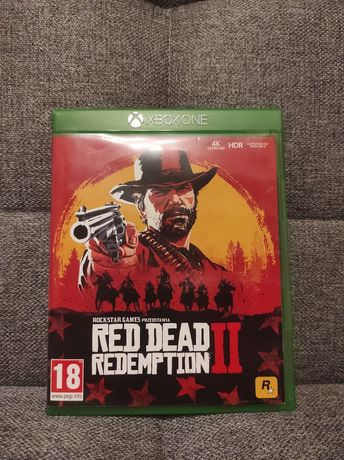 Red Dead Redemption 2 XBOX RDR RDR2