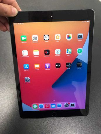 iPad 7 Wi-Fi + Cellular 32GB Space Gray (MW6A2) (9.5/10) Б/У