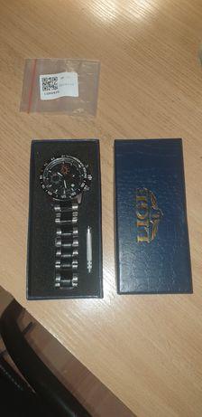 Zegarek LIGE + pudełko