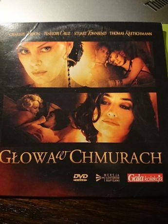 Penelope Cruz w filmie GŁOWA W CHMURACH na dvd