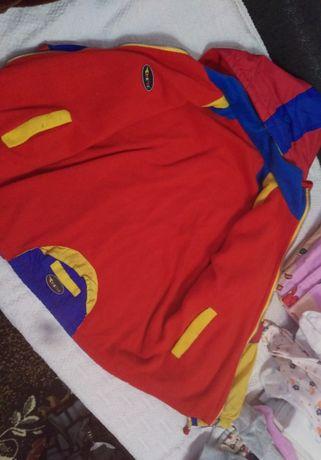 Куртка демисезон.Курточка на девочку 5-7 лет