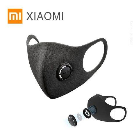 Новая защитная маска респиратор Xiaomi SmartMi с клапаном