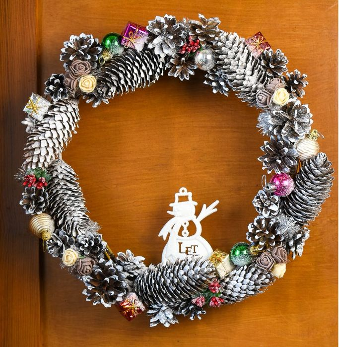 Різдвяний віночок Коростышев - изображение 1