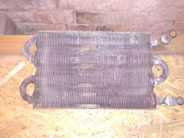 радиатор медный для газ. колонки