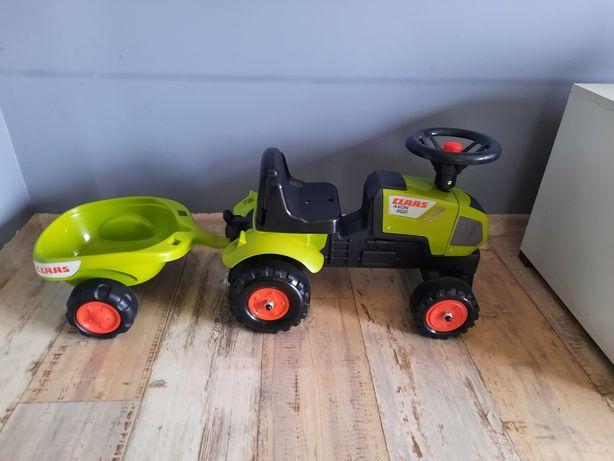 Jeździk Traktorek Claas