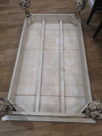 Stół drewniany postarzany