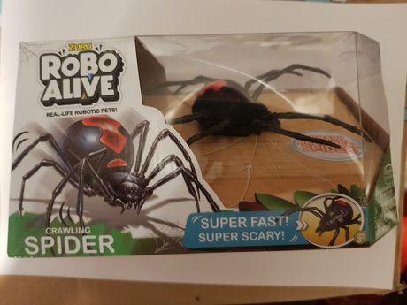 Zuru Robo Alive Pająk interaktywny, nowy, wysylka 1zl