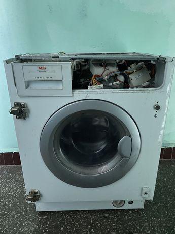 Стиральная машина встраиваемая aeg lavamat turbo  2011