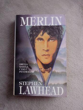 Książka Merlin tom 2