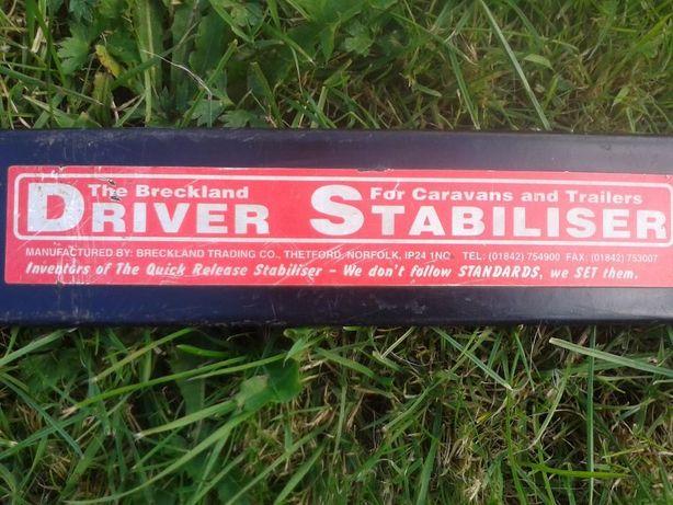 Stabilizator jazdy do przyczepy przyczepki Diver Stabiliser Caravan