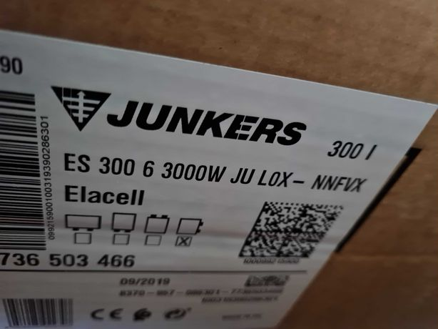 Junkers ES 300 6 JU L0X - NNFVX