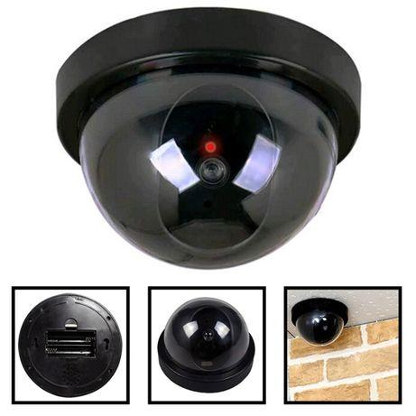 Мініатюрна камера відеоспостереження муляж, обманка Dummy Camera (фейк
