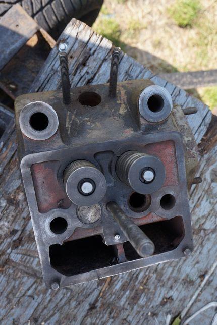 Andoria s-15 części -głowica,pompa