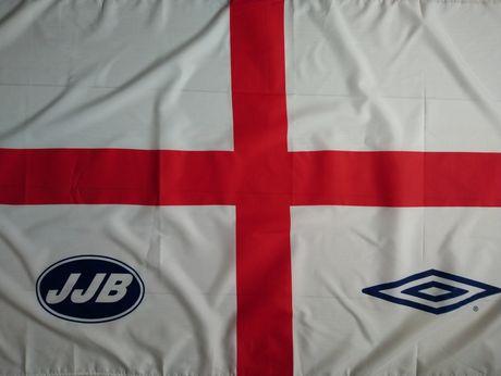 Прапор флаг Англії Umbro