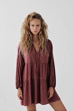 Новое платье zara, размер М