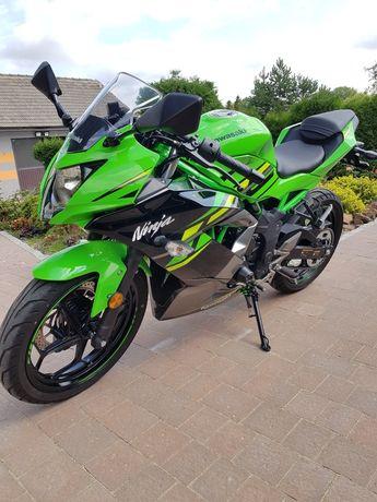 Kawasaki Z 125 Ninja ABS  2020r. tuning