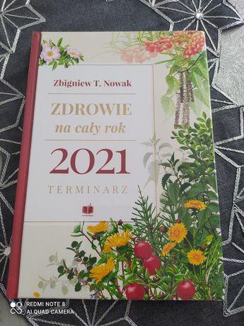 Nowa książka Zbigniew Nowak Zdrowie na cały rok