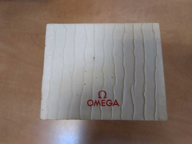 Pudełko oryginalne do zegarka Omega
