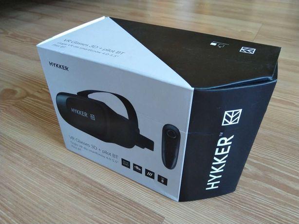 Hykker VR Glasses 3D + pilot BT