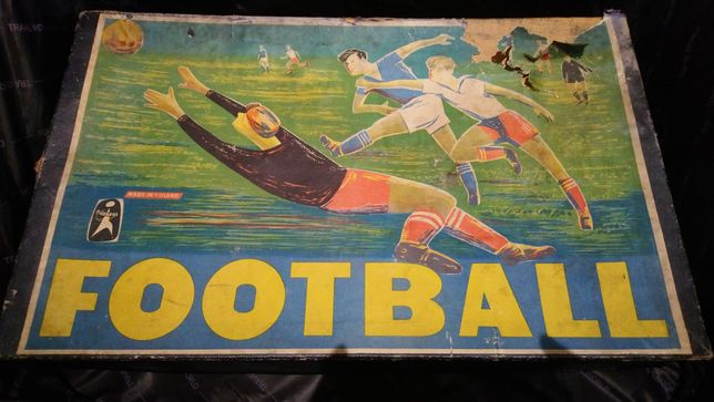 Gra football PRL