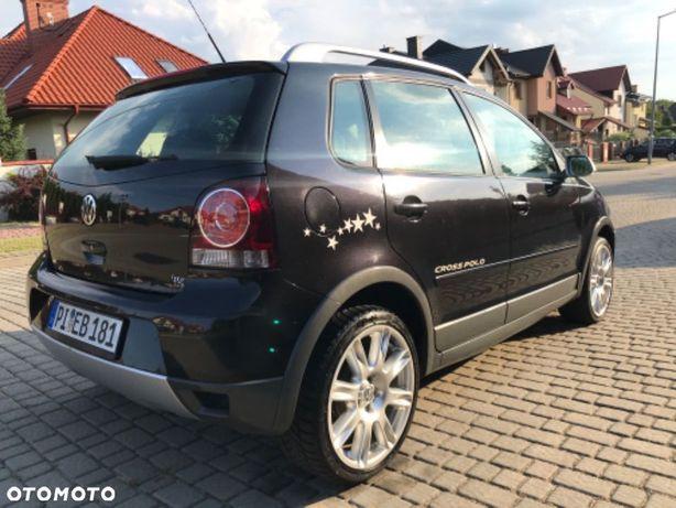 Volkswagen Polo LIFT 1.4 Benzyna,Automat CROSS POLO Climatronic z...