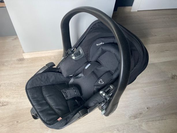 Fotelik nosidełko Kiddy evolution pro 2 (0-13kg) + adaptery