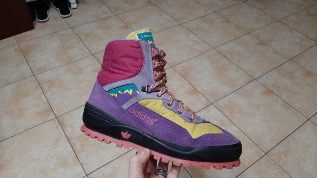 40-40,5р,26см,Винтажные трекинговые кроссовки,ботинки Adidas (Адидас)