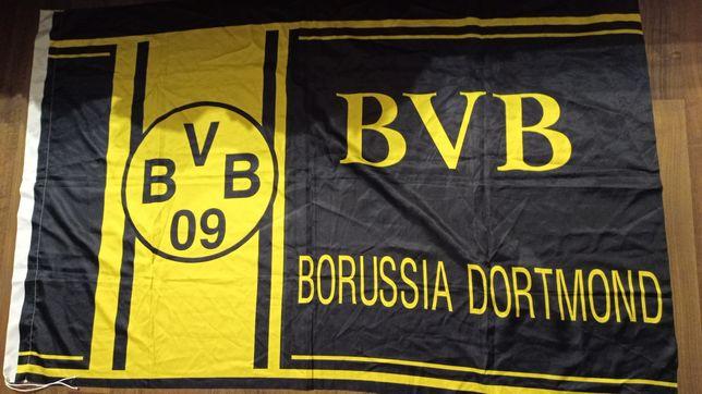 Flaga BVB Borussia Dortmund