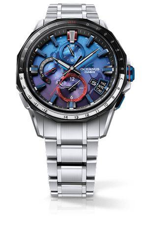 Часы Casio Oceanus OCW-G2000SB-2A ! ОРИГИНАЛ! Гарантия 2 года!