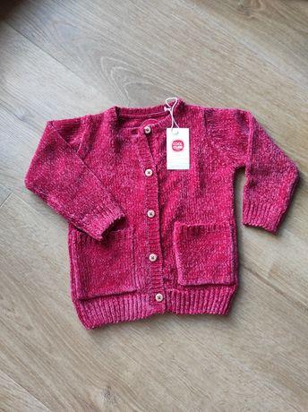 Sweterek dla dziewczynki Cool Club, r. 86