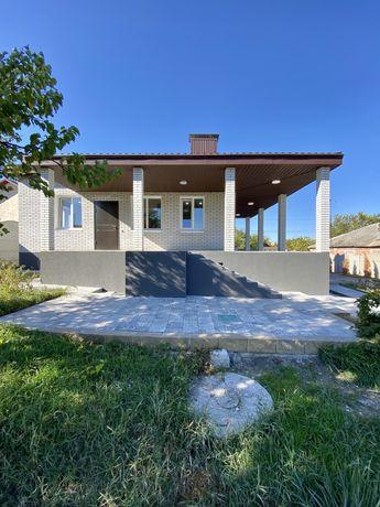 Новый дом с ремонтом 90 м2, 8 соток, Хол.Гора, вьезд Голубовский