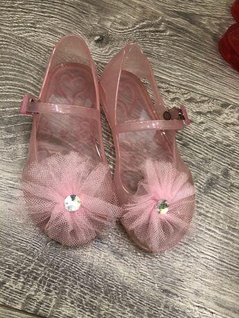 Босоножки сандалики силиконовые для девочки