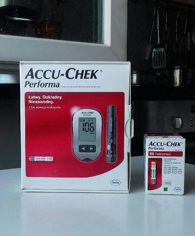 Glukometr Accu-Chek