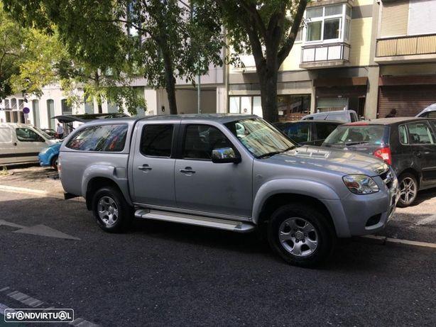 Mazda BT-50 2.5 MZR-CD CD Sport 4WD