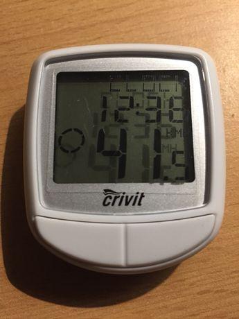 Contador / Ciclómetro para Bicicleta Crivit