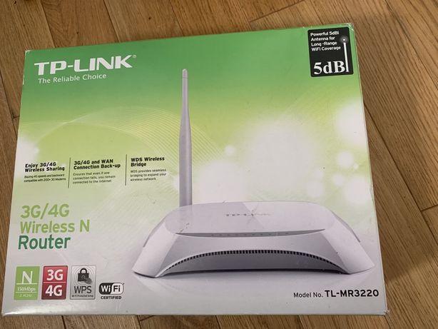 Tp-link TL-MR3220 ver 2.0 router