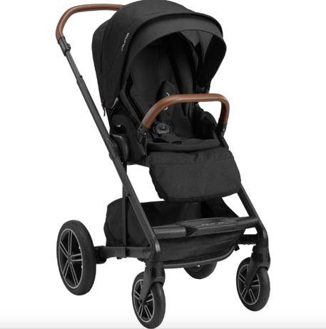 Новая дизайнерская коляска Nuna MIXX next