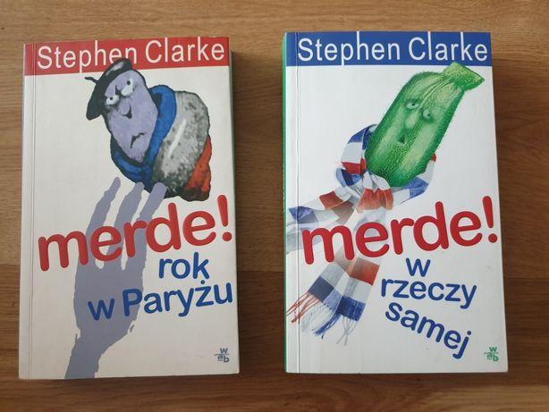 Książki S. Clarke