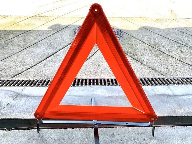 Triangulo sinalização para carro/automovel