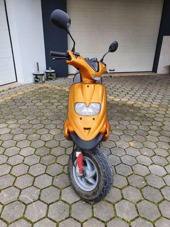 VENDO GILERA STALKER 50cc em perfeitas condições