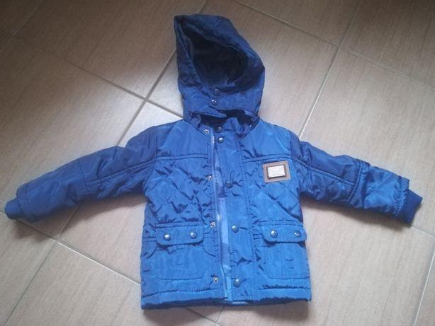 Pikowana kurtka dla chłopca