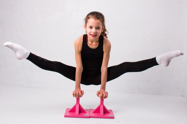 Акробатические блоки - стоялки